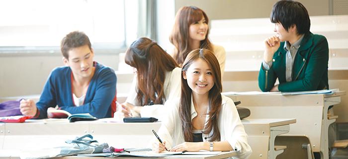 ビジネスコミュニケーション学科の授業風景