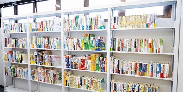図書室の写真